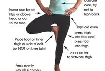 Yoga / Poses and info