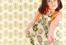 Graphic Prints / Little Lelia was founded by two sisters with a passion for beautiful patterns inspired by the vivid colors of Latin America.