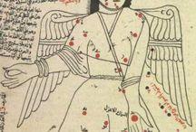 Kitāb suwar al-kawākib al-ṯābita (Book of Fixed Stars) / Timurid period (1370–1507), probably 15th century / by Gõcauo Ramiriç