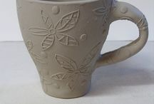 Pottery SLIP TRAILING