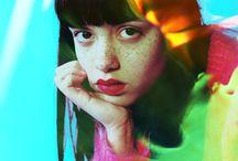 colour photos