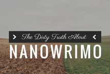 NaNoWriMo Tips, Tricks, and Writing Advice / Doing NaNoWrimo this year (or just looking for writing advice)? We have the help you need!  / by Lisle Library District