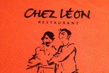 Test déjeuner / Mes parents m'ont invitée à déjeuner pour mon anniversaire Chez Léon, 32 rue Legendre 75017 Paris. Je vous conseille ce resto. Vraiment ! Qualité, quantité et prix défiant toute concurrence.