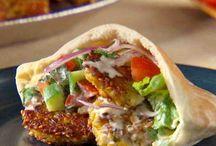 savories: greek | middle eastern