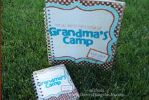 GRANDMA CAMP IDEAS / by Linda Zinz