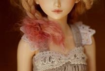 Dolls / by Rosa Avitia-DeFendis