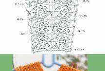 vestidos de niña crochet