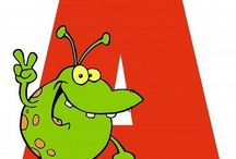 ABC INFANTIL II / Abecedario Infantil