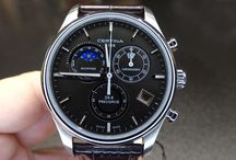Certina DS 8 Chronograph Moon Phase