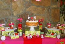 Strawberry Shortcake / by Holly De Roca