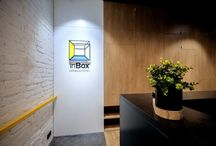 inBox Capsule Hotel / inBox Capsule Hotel in the center of Saint-Petersburg, Russia