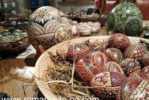 Easter in Bucovina / Easter is very close. Perhaps the best place to visit is Bucovina. We'll take you to the largest painted egg museum in Romania, with over 6000 pieces from over 70 countries. See you here!
