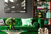 Living Room * Green