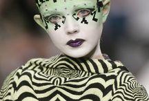 Make-up: Futuristic