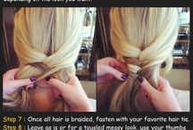 Hairstyle - do it yourself