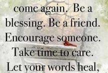 Words of Wisdom / by Danielle Eaglen
