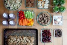 Week food plan