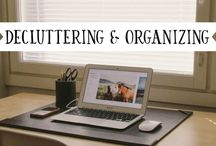Home - cleaning, decluttering & organising