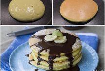 Pancake e waffle