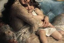 Art - mother & child
