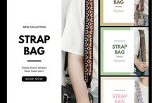 Strap Bag Collection