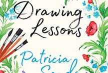 Drawing Lessons ~ New Release / Sixty-two-year-old Arianna arrives in the South of France for a two-week artists' workshop full of anticipation but burdened by guilt. Back home in Toronto, she has been living with the devastating diagnosis of her husband's dementia and the heartbreak of watching the man she has loved for decades slip away before her eyes. What does her future hold without Ben? Before her is a blank canvas.