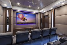 Home Theaters / Various home theaters we have done for our clients.