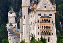 Castles & Manors / Historical Castles & Forts, Chateau and Manor houses