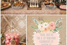 Baby Showers / Let's collect all those gorgeous baby shower ideas, decorations, party food and drinks, printables, baby shower gift ideas, dessert tables, diaper cakes, baby shower games, favors and DIY baby shower ideas. If you wish to join leave me a message :)