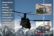 Helicopter turbine parts