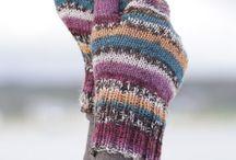 handschoenen en mutsen