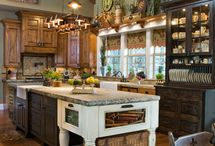 The one with Country Kitchens