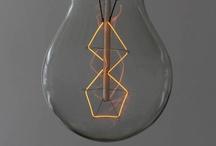 L - Filament bulbs