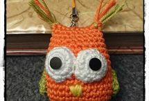 Porte-clés Crochet
