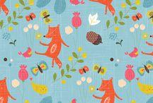 Surface Pattern Design Inspiration