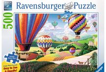 EZ Grip / Big Pieces Jigsaw Puzzles / Explore our large selection of EZ Grip / Big Pieces jigsaw puzzles for all ages.  Available Brands:  Ravensburger jigsaw puzzles, Masterpieces jigsaw puzzle, White Mountain jigsaw puzzles and Eurographics jigsaw puzzles.  Check out our site www.games2puzzles.com for all available puzzles, games brain teasers and accessories.