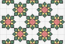 stavrovelonia cross stitch borders