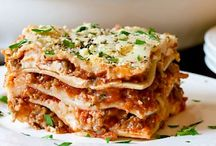 Pasta Favorites