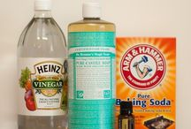 Cleaning-Naturally / Ways to clean your home without all the harsh chemicals / by Melissa Endthoff Mondragon