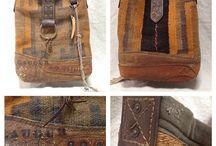 jeans zamykanie torebki