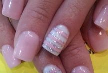 Nails and that......