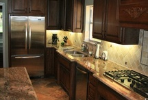 new kitchen ideas / by Christy Youngman