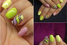 My nail style by SKinga
