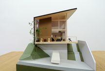 眺望とテラスのある住まい / 設計・監理:近藤晃弘建築都市設計事務所