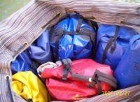 TRS Mesh Bags / River bags we make - all using high quality Multi-Mesh.