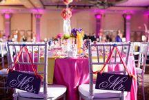 A + M wedding