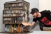 Dioramas miniatures