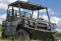 Tough Country Deluxe UTV Bumpers & Brushguards