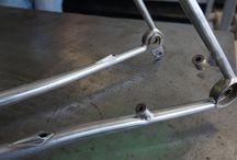 steel bike frames