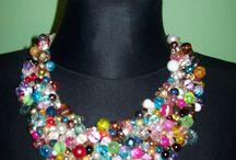 Biżuteria-naszyjniki / Naszyjniki do sprzedania;gotowe lub na zamówienie